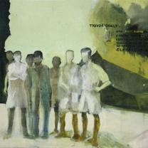 OIl on board: Trevor Ganly was shot down in 1944...